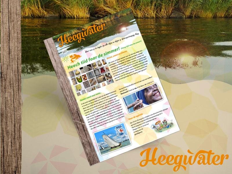 Heegwater 5: Heech Tiid Foar De Simmer!