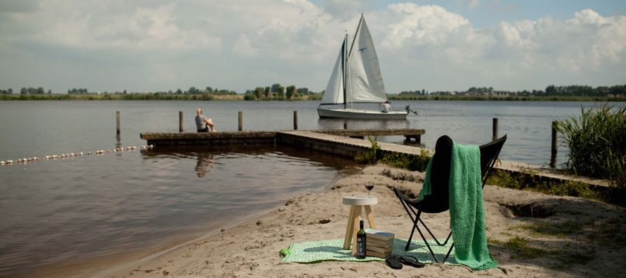 Van De Kaart: Chalet + Polyvalk Vanaf € 550,- Per Week