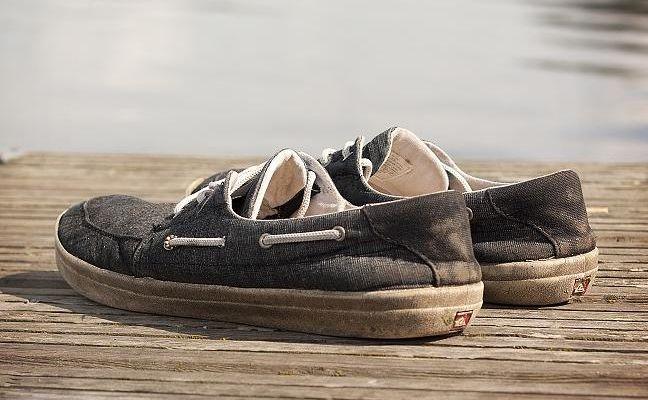 Schoenenachtergrondsfeer