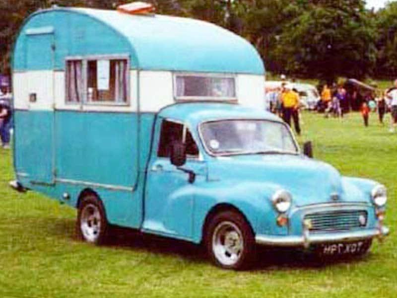 Les Camping-cars Sont Les Bienvenus