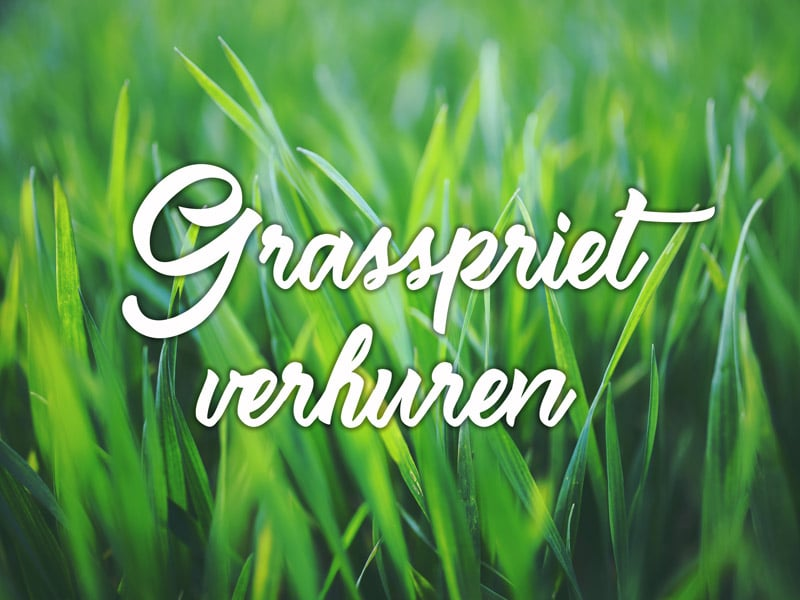 Grasspriet Verhuren April 2018