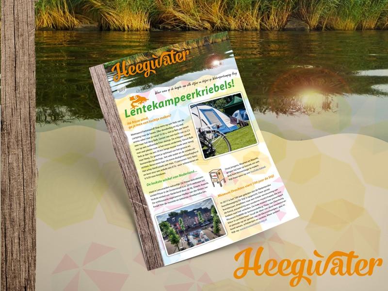 Heegwater 2: Lentekampeerkriebels!